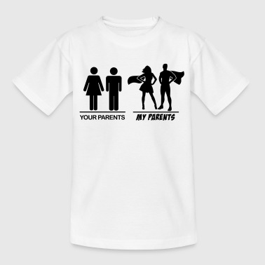 Vos parents-mes parents vos parents-mes parents - T-shirt Enfant