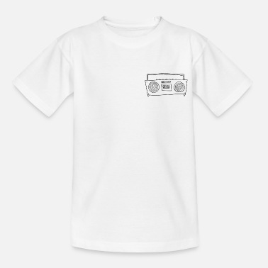 Radio radio - Kids' T-Shirt