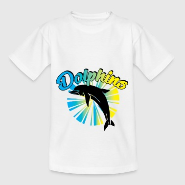 Dolphin Dolphin - Kinderen T-shirt
