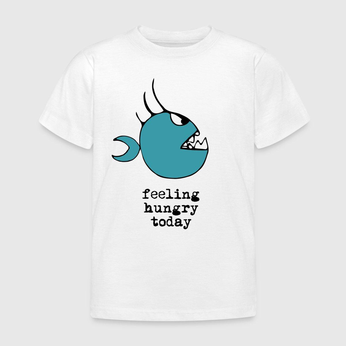 Dibujo hambriento piranha por Tbee | Spreadshirt