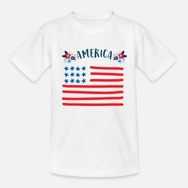 We Are Boston America - Kids' T-Shirt