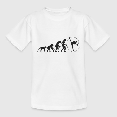 Evolution gymnastics - Kids' T-Shirt
