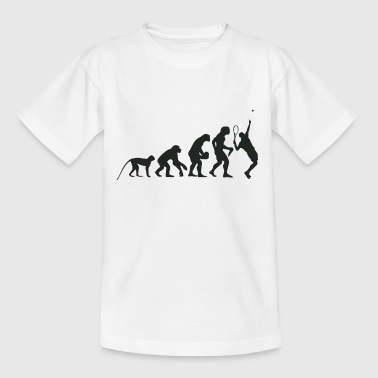 Evolution Tennis - Kids' T-Shirt