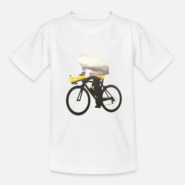 Sports Cykling road cyklister 01 - T-shirt barn