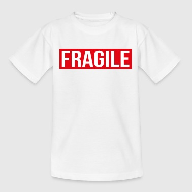 FRAGILE - Fragile - Kids' T-Shirt