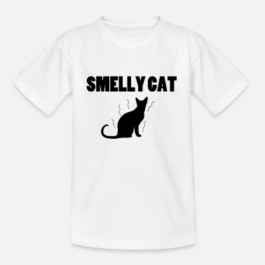 Smelly Smelly cat - Kids' T-Shirt