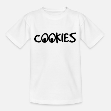 Cookie Cookies - Camiseta niño