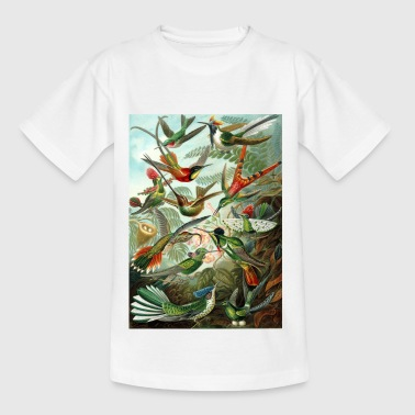 Graphic Art Graphic Vintage door Tinarra - Kinderen T-shirt