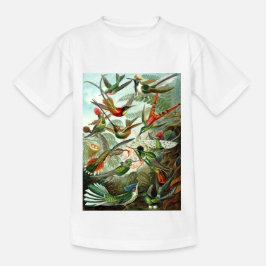 Art Graphic Vintage door Tinarra - Kinderen T-shirt