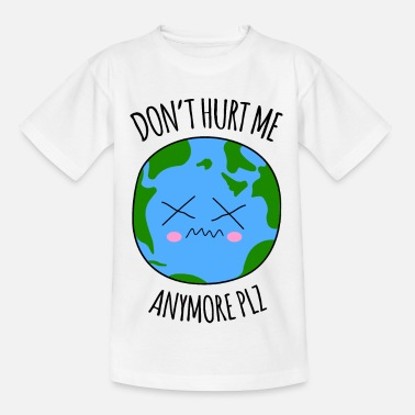Change Fridays Future Earth Climate Change - Kinder T-Shirt