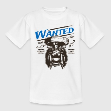 WANTED - T-shirt Enfant