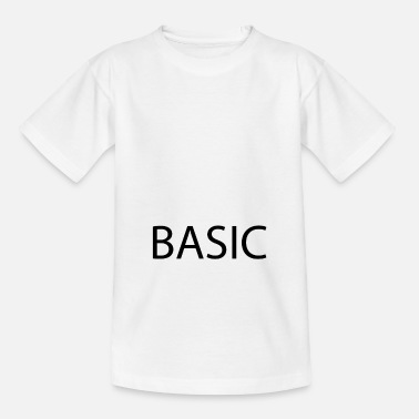 Generation BASIC Cool Youth Kids Culture Language Teacher - Kids' T-Shirt