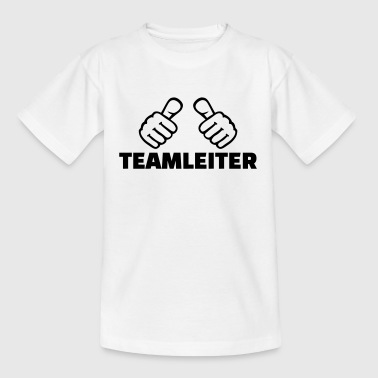 Teamleiter - Kinder T-Shirt