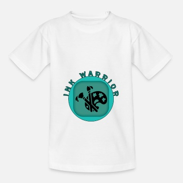 Ink Ink Warrior - Ink Warrior - Kids' T-Shirt