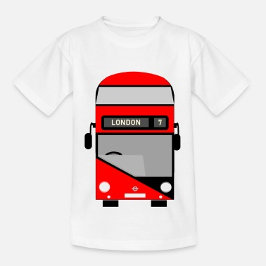 Bus London bus - Kids' T-Shirt