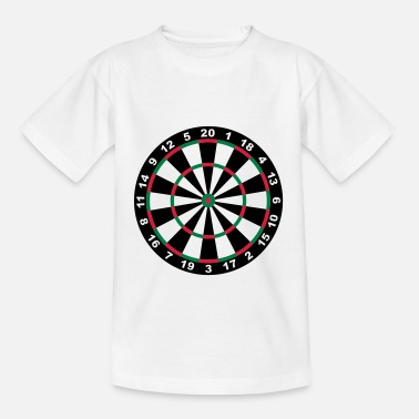 Target Darts Target for darts - Kids' T-Shirt