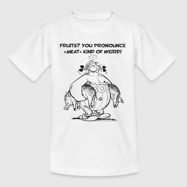 Asterix & Obelix - Fruits? - Camiseta niño