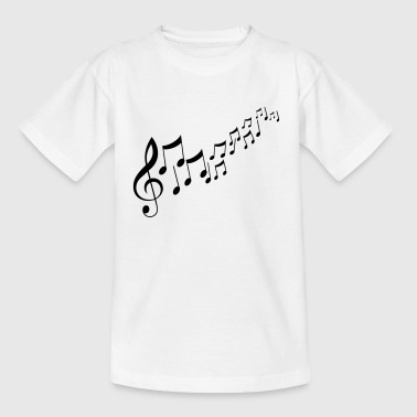 Dancing Music - Kinder T-Shirt