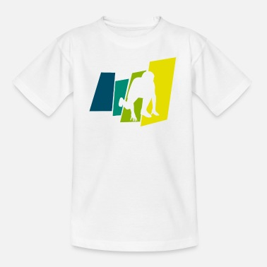 Sprinting sprint - Kids' T-Shirt