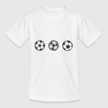 Ball Spruch Ball - Kinder T-Shirt
