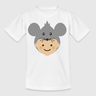 Mr Mousey | Ibbleobble - Kids' T-Shirt