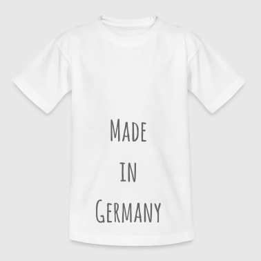 Made in Germany - T-shirt barn