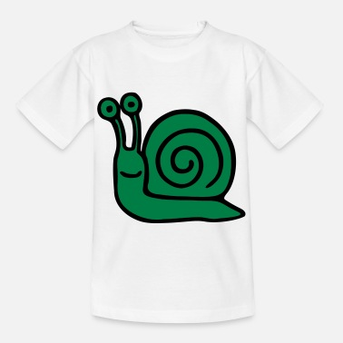 Sumu Lee Schnecke5.2 - T-shirt Enfant