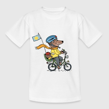 Papa und Jan / kidscontes - Kinder T-Shirt