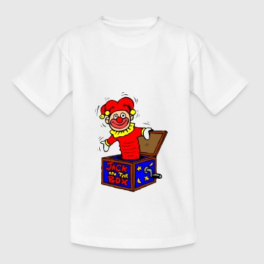 clown - T-shirt barn