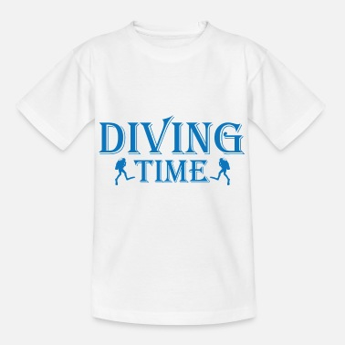 Coral Diving - shirt reef snorkeling sea gift - Kids' T-Shirt