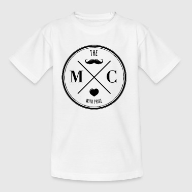 The  Moustache Club with pride DD - Kinder T-Shirt