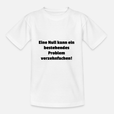 Null Null - Kinder T-Shirt