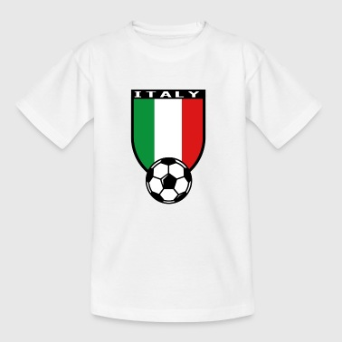 Maillot de fan de foot Italie 2016 - T-shirt Enfant
