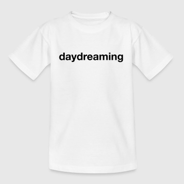 daydreaming - Kids' T-Shirt