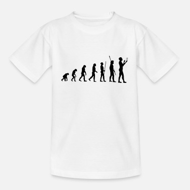 Phone MOBILE EVOLUTION! - Kids' T-Shirt