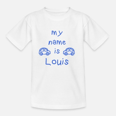 Louis Xiv LOUIS MY NAME IS - T-shirt Enfant