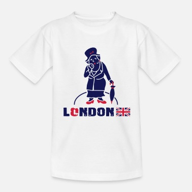 Miss London - Miss Marple - Kinder T-Shirt