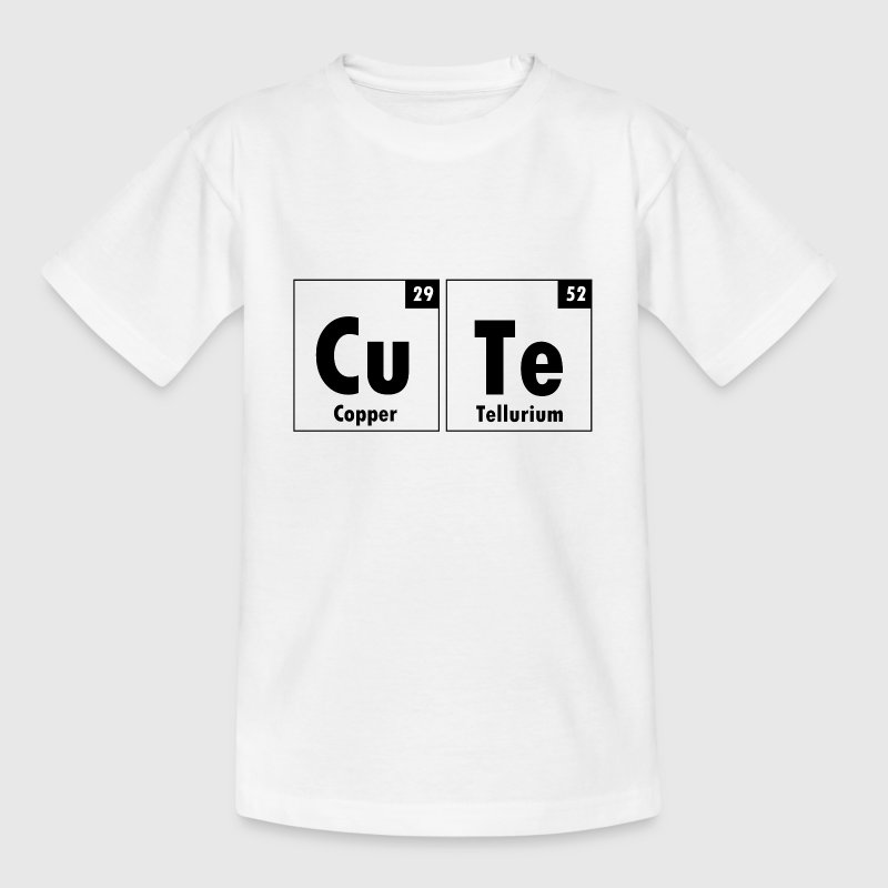 The Element Of Cute - Kids' T-Shirt