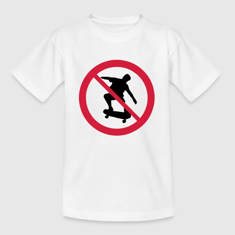 Skate interdit - T-shirt Enfant