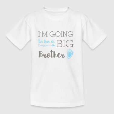 Voy a ser un hermano mayor - Gran Hermano - Camiseta niño