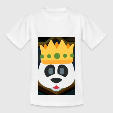 Clash Royal Panda - Kids' T-Shirt