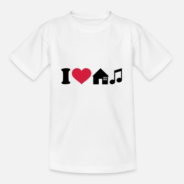 House House Music - Kinder T-Shirt