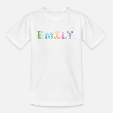 Emily Emily Letter Name - Kids' T-Shirt