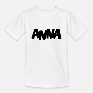 Anne Anna - T-shirt barn