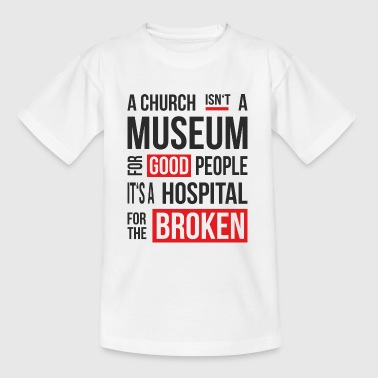 Church Museum - Kinder T-Shirt