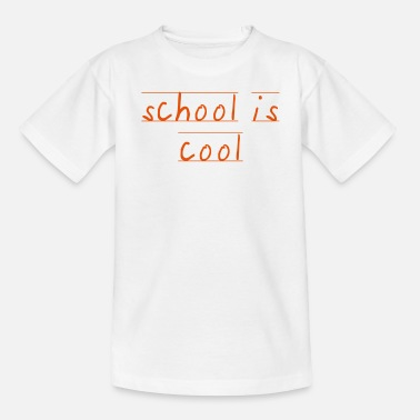 school is cool - Kinder T-Shirt