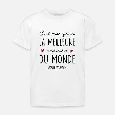 acheter populaire 4a973 b59e8 T-shirts Maman à commander en ligne | Spreadshirt