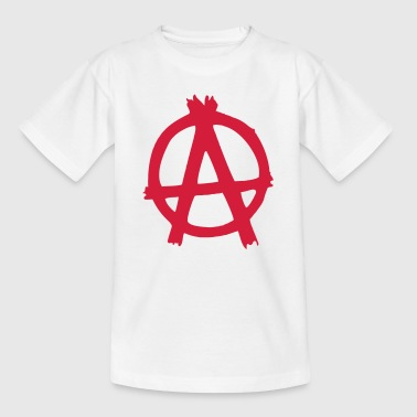 Anarchy - Kinder T-Shirt