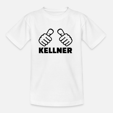 Kellner Kellner - Kinder T-Shirt