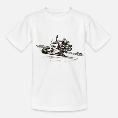 Motorcycle motorcycle - Kids' T-Shirt